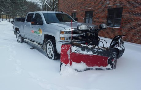 Sun Works has the right equipment for all snow removal projects