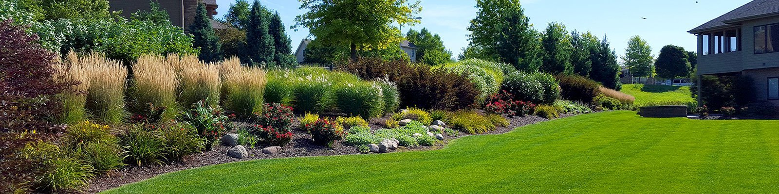 landscaping in Omaha Millard Elkhorn and Bennington