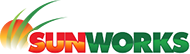 Sun Works Mobile Logo