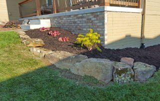 Updating your landscaping will update your curb appeal instantly.